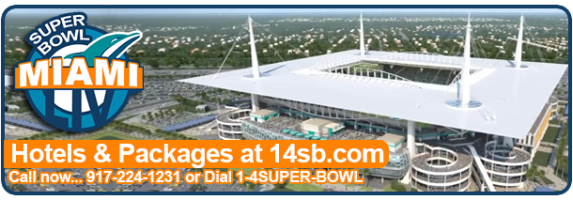 Luxury 5-star hotels for Super Bowl LV in Tampa - February 7th, 2021!